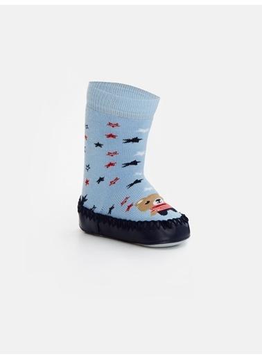 LC Waikiki Çorap Mavi